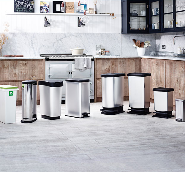 A bin for every kitchen