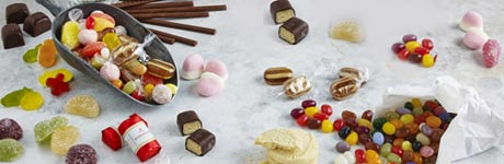 The confectionery collection