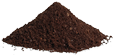 Medium coffee grounds