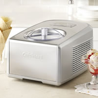 Cuisinart® Gelato and Ice Cream Maker