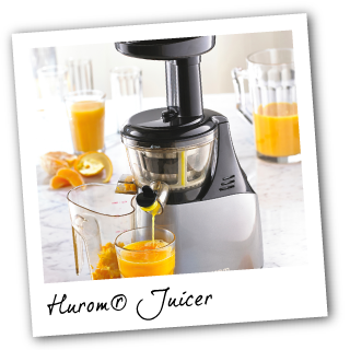 Slow Juicer Lakeland : Slow or fast juicing