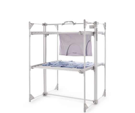 Deluxe 2-tier heated airer