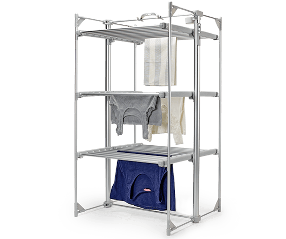 Deluxe 3-tier heated airer